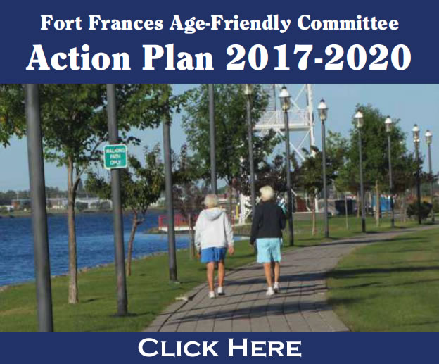 Fort Frances Age-Friendly Committee Action Plan 2017 - 2020 (PDF)